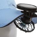 Napelemes sapka ventillátor