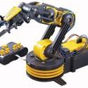 Robotkar építőkészlet