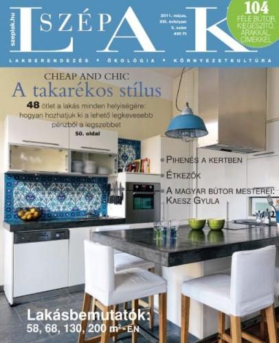 Szép Lak Magazin 2011 május