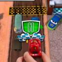 Játsz a Verdák 2 autóival iPad-en, mozgó pályán