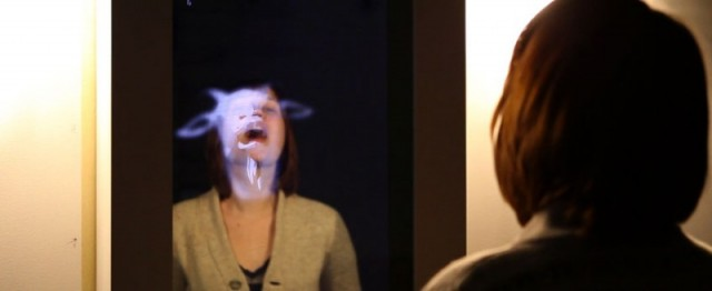 Karolina Sobecka 3D tükör - kihozza belőled az állatot