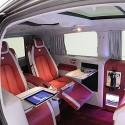 Luxus iroda 4 keréken – Mercedes Benz Viano, Brabus tuning