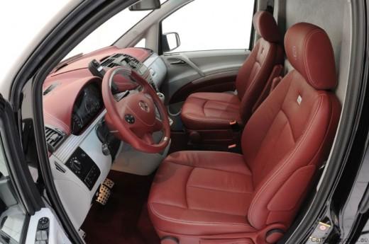 Luxus iroda 4 keréken - Brabus Mercedes-Benz Viano (14)