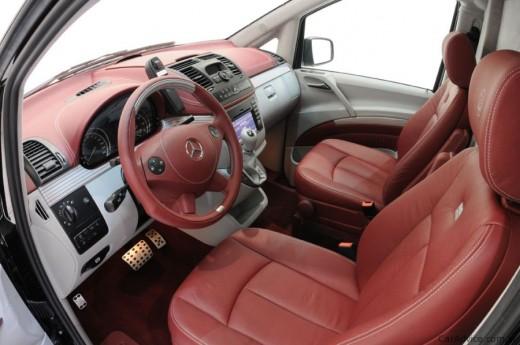 Luxus iroda 4 keréken - Brabus Mercedes-Benz Viano (15)