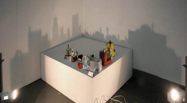Rashad Alakbarov árnyékszobrai (8)