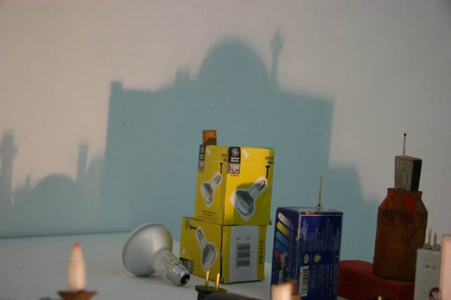 Rashad Alakbarov árnyékszobrai (6)