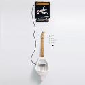 Elektromos gitár piszoár