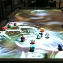 Obscura Digital a látványos interkatív biliárdasztal