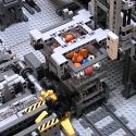 LEGO Great Ball Contraption – Óriási LEGO labda mozgató szerkezet