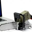 i.Saw USB-s láncfűrész