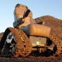 TankChair – az Off Road tolószék