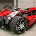 Wazuma V8 – a világ egyik legdrágább quad-ja