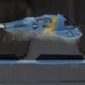 Távirányított lebegő hajók (Quantum Levitation) mini WipeOut pályán