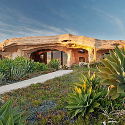 Az igazi Flinstones ház a Californiai Malibuban