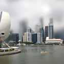 The Lion City – lenyűgöző Szingapúr time lapse videó